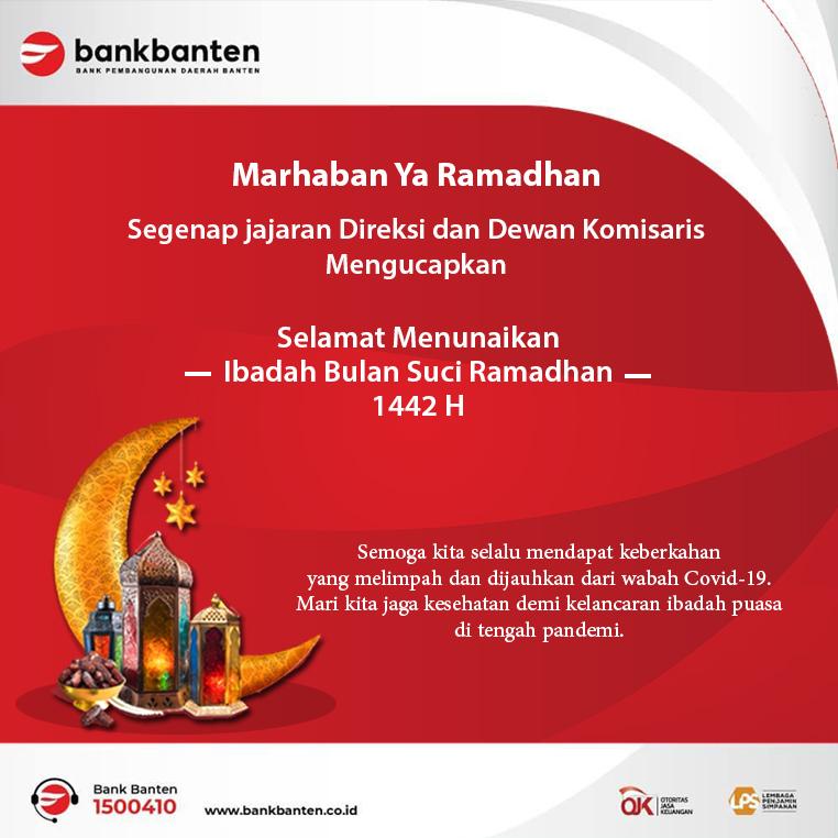 Bank Banten Ramadhan