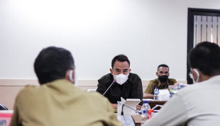 DPRD Banten Gelar Rapat Kerja Bersama BPBD Banten