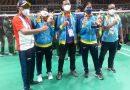 Atlet Bulutangkis Ganda Putri Banten, Raih Perunggu