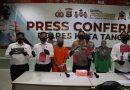 Polresta Tangerang Bekuk Pelaku Curanmor, Modus Menginap di Masjid