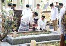 Peringati Hari Santri, Gerindra Ziarah ke Makam KH Hasyim Asyari