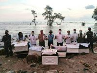 Ditreskrimsus Polda Banten Amankan Pelaku Tindak Pidana Perikanan