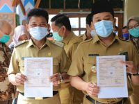 Arief Resmikan E-SPPT dan Pekan Panutan Pajak Untuk Masyarakat Kota Tangerang