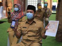 Bapenda Luncurkan Layanan Cetak E-SPPT Mandiri Dan Bayar Pajak Non Tunai