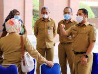 Walikota: Vaksinasi Covid – 19 Tahap Dua Bagi Pelayanan Publik Akan Segera Dilaksanakan