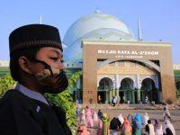 Shalat Idul Fitri 2021Diizinkan, Tapi Syaratnya Prokes Ketat