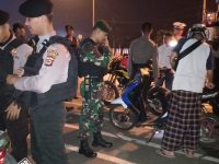 Pelihara Kondusifitas, Petugas TNI Polri Bersinergis, Gelar Operasi Cipta Kondusif