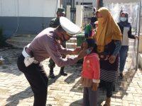 Polsek Serang Gelar Operasi Pendisplinan Protokol Kesehatan di Stasiun KA