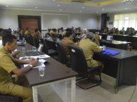 Diskominfo Banten Gelar Bimtek SP4N Lapor
