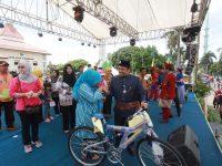 Warna Warni Budaya Indonesia Ramaikan Festival Budaya Kota Tangerang