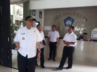Gubernur Banten Blusukan Pantau Pelaksanaan UNBK SMA di Kota Tangerang