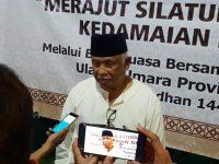 Ketua Perkumpulan Urang Banten ajak Dinginkan suasana & menolak people power