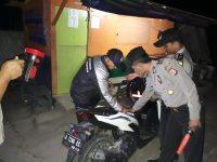 Antisipasi Gangguan Kamtibmas, Polres Serang Gelar Operasi Cipkon