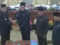 Raperda Anggaran Perubahan 2019 Diharapkan Dapat Percepatan Pembangunan Kab Tangerang