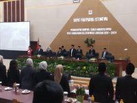 Sidang Paripurna Istimewa, 50 Anggota DPRD  Tangsel Resmi Dilantik