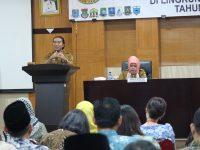 Buka Diklat Orientasi DPRD, Sekda Ajak Bersinergi Bangun Banten