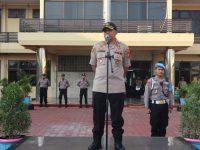 Polres Cilegon Laksanakan Upacara Hari Kesadaran Nasional