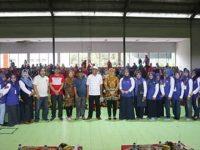 Dispora Cilegon Menyelenggarakan Olimpiade Olahraga Taman Kanak-Kanak