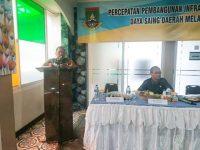 Dinas Pekerjaan Umum Dan Tata Ruang (DPUTR) Mengadakan Forum OPD