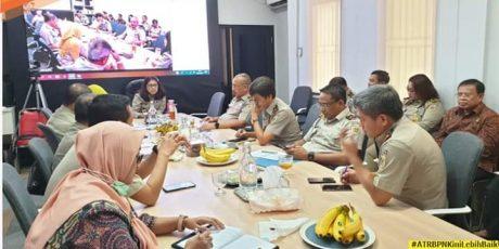 Kanwil BPN Provinsi Banten Tetapkan Langkah Strategis Dalam Mitigasi COVID-19