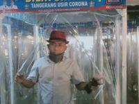 DPRD Kota Tangerang ,  Apresiasi Bilik Sirona Buatan Pemkot