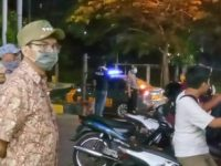 Antisipasi Warga Berkerumun, Camat Jatiuwung Lakukan Patroli Wilayah