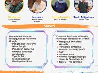 SMSI Gagas Virtual Workshop WordPress Website Improvement