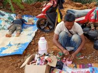 Warga Diluar Cintamekar Menangguk Untung Dari Jalan Baru Karya TMMD Ke-108 Kodim 0605/Subang