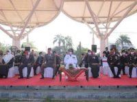 Pemerintah Kota Cilegon Gelar Upacara Bendera Peringatan Kemerdekaan Republik Indonesia Ke-75