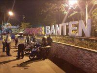 Melalui Patroli KKYD, Ditlantas Polda Banten Laksanakan Pendisiplinan Protokol Kesehatan