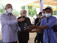Kementerian Kelautan dan Perikanan, Beri Bantuan Untuk Nelayan Cianjur Terdampak Bencana Alam