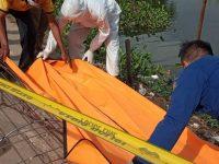 BPBD dan PMI Kota Tangerang, Evakuasi Jenazah di Situ Cipondoh