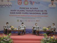 Semarak, HUT PGRI Ke-75 Dan HGN Ke- 27 Kota Tangerang