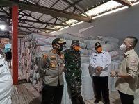 KPU Kabupaten Serang Akan  Distribuskian logistik  Pemilihan Kepala Daerah