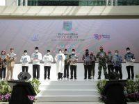 Tasyakuran Hut Ke-12, Pemkot Tangsel Launching Alquran Mushaf Tangsel