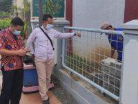 Rutan Pandeglang Kembali Membeli Paving blok Karya WBP Lapas Rangkasbitung.