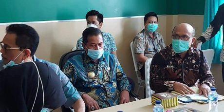 Pemkot Serang Adakan Rapat Percepatan Pembangunan RSUD Kota Serang