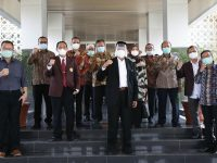Buka Rapat Forum Rektor Gubernur WH : Pendidikan Menengah Di Provinsi Banten Gratis
