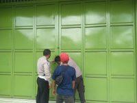 Gudang Pangkalan LPG Dibobol Maling