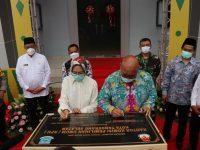 Walikota Dan Plt. Ketua KPU RI Resmikan Kantor KPU Tangsel