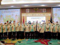 Pengurus Forum Kota Sehat Tangsel Periode 2020-2023 Dilantik Walikota