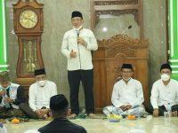 Walikota Hadiri Peringatan Nuzulul Qur'an 1442 H Di Masjid Jami Nurul Jannah