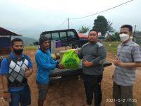 PUB  Lebak Terus Laksanakan  Program Sasieur Sabenyeur Di Huntara Cigobang
