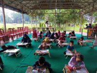 Gaido Foundations: Hari ke 16 Perlombaan Mewarnai Bazar Dan Festival