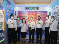 Inspektur Wilayah I dan II Kemenkumham RI Kunjungi Lapas Serang