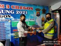 *Biddokkes Polda Banten, Gelar Layanan Kesehatan di Pos Pengamanan Lebaran Merak