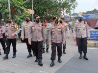 *Wapolda Banten Tinjau Secara Langsung Pos Pengamanan Lebaran*