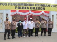 *Layanan Larangan Mudik, Kompolnas Apresiasi Polda Banten*