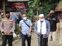 *Ramadhan, Warung Jum'at Polda Banten Bagikan Sembako ke Ponpes Al-khoziny*