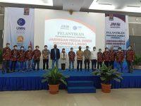 *Polda Banten Hadiri Pelantikan Pengurus JMSI Prov Banten*